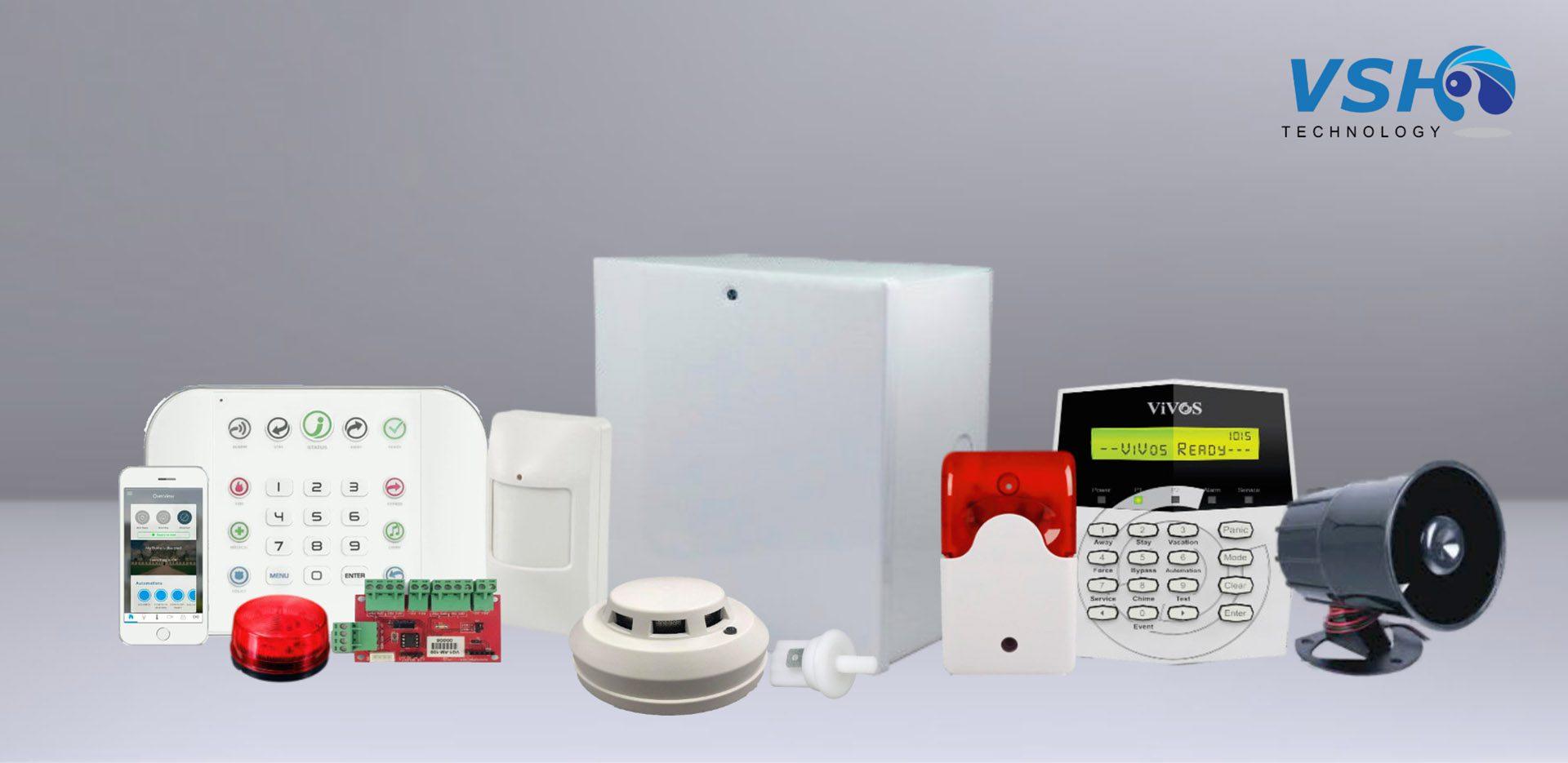 Logo_home alarm system